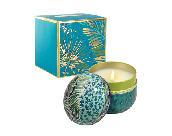 Picture of Coriandre Lemongrass CANDLE SOLD WITH CASE