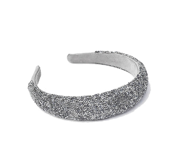 Picture of Rock Headband 25 Mm Grey