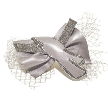 Picture of Crystal Daiquiri Hair Clip Grey