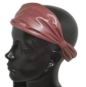 Picture of Lambskin Headband Jill Red