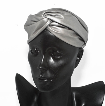 Picture of Lambskin Headband Jazzy Grey