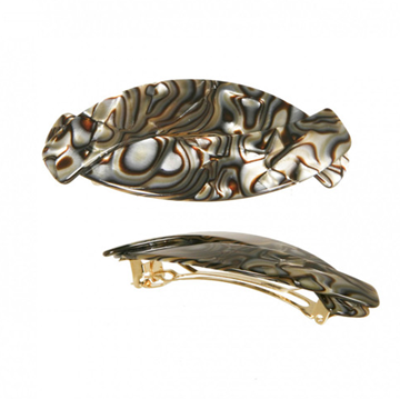 Picture of Hair Clip Helen On - Hand Made In France