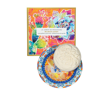 Picture of Bigarade Jasmin SOAP & DISH Set