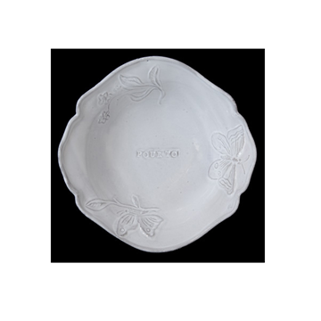 Picture of Small Soup Plate Fleurs