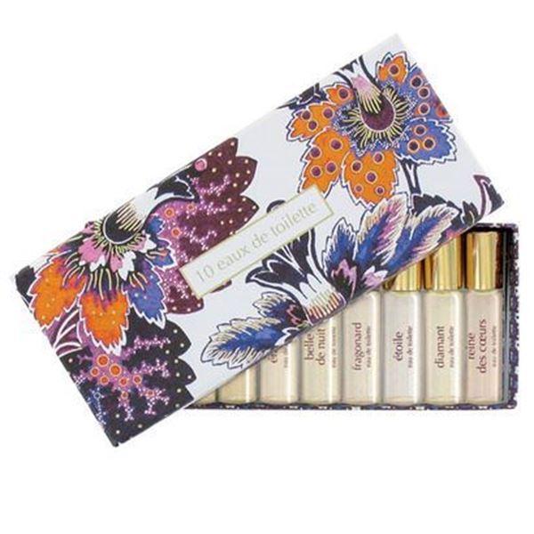 Picture of Gift Box EAUX DE TOILETTE 10 x 5ml Spray
