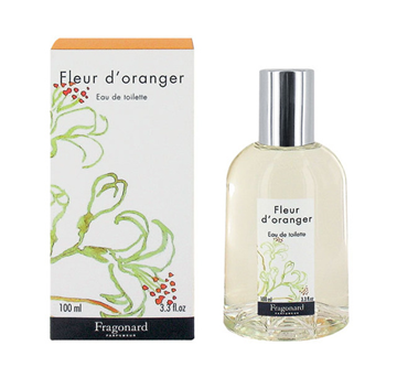 Picture of Fleur d'Oranger (Orange Blossom) EAU DE TOILETTE 100ml