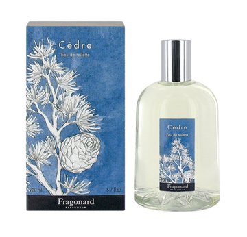 Picture of Cèdre (Cedarwood) EAU DE TOILETTE 100ml