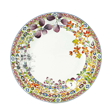 Picture of Bagatelle 4 Dessert Plates Ø 22 cm