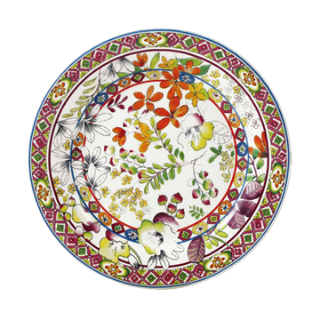 Picture of Bagatelle 4 Canape Plates Ø 16.5 cm