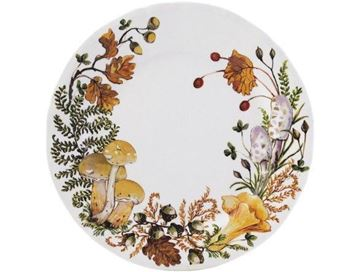 Picture of Chanterelle 4 Dessert Plates Ø 23,2 cm