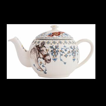 Picture of Chevaux du Soleil Teapot 1 litre