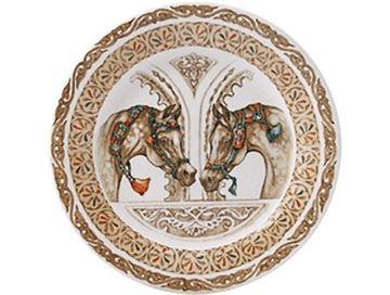 Picture of Chevaux du Vent 4 Canape Plates Ø 16,5 cm