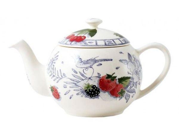 Picture of Oiseau Bleu 1 Teapot Small 45 cl