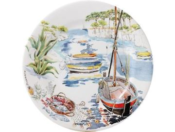 Picture of Provence 4 Dessert Plate Ø 22 cm