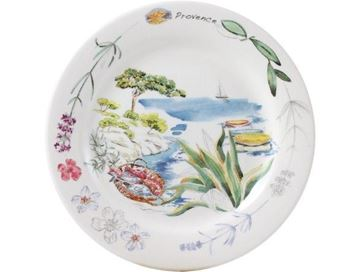 Picture of Provence 4 Canape Plate Ø 16,5 cm