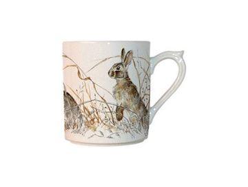 Picture of Sologne 1 Mug Rabbit 30 cl - H 9,3 cm