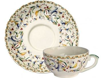 Picture of Toscana 2 Tea Cups & Scrs 13 cl - Ø 15,3 cm