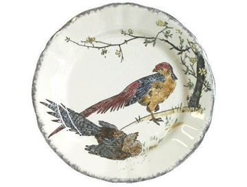 Picture of Grands Oiseaux 1 Luncheon plate Faisan doré Ø 26,3 cm