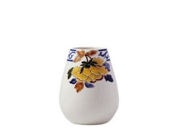 Picture of new items 1 round bellied vase n°1 H 10,8 cm
