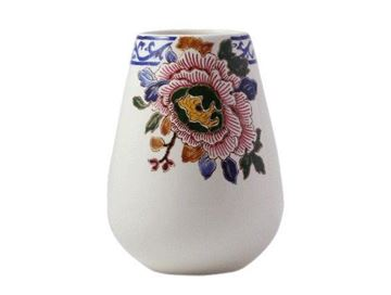 Picture of new items 1 round bellied vase n°2 H 14,4 cm