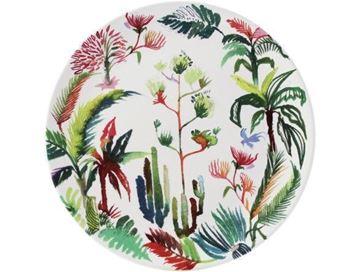 Picture of jardins extraordinaires 1 cake platter