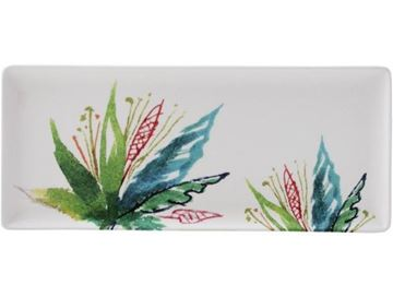 Picture of jardins extraordinaires 1 oblong serving tray