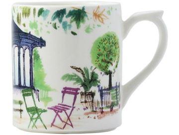 Picture of jardins extraordinaires 1 mug paris