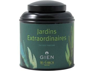 Picture of jardins extraordinaires perfumed green tea