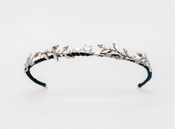 Picture of TIARA VICTOIRE silver/blue