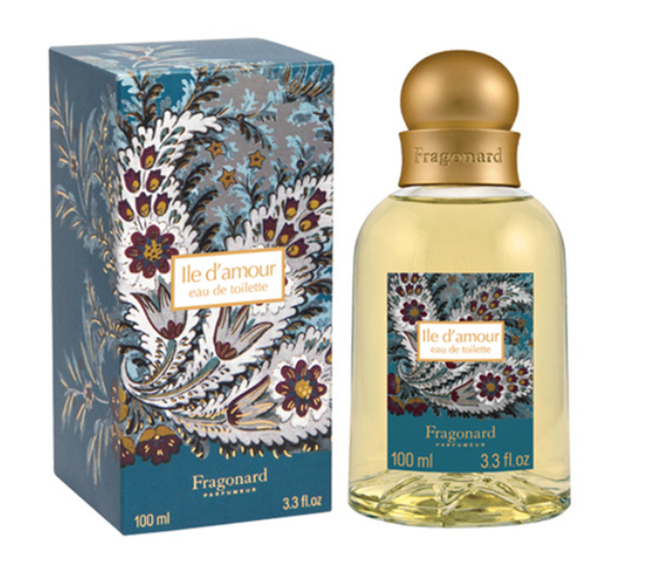 Picture of Ile d'Amour EAU DE TOILETTE 100ml