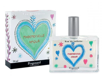 Picture of Mademoiselle Amour Eau de Toilette 50ml