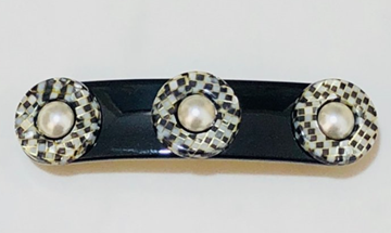Picture of Hair Clip Diane Pearl Small