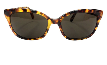 Picture of Sunglasses Vanvan Dark Tortoi Shell