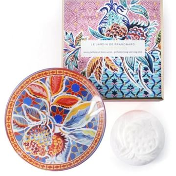 Picture of Grenade Pivoine soap & dish