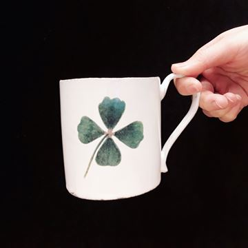 Picture of 4 Leaves Clover Mug