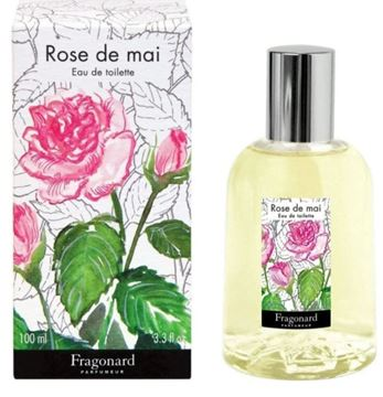 Picture of Rose de Mai (May Rose) EAU DE TOILETTE 100ml